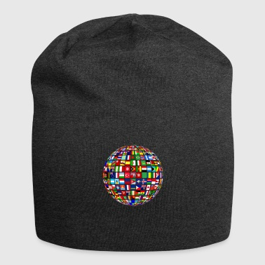 countries - Jersey Beanie