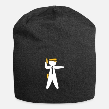 Policeman The Policeman - Jersey Beanie