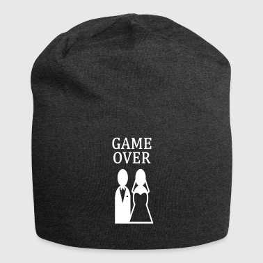 ++ ++ GAME OVER - Bonnet en jersey