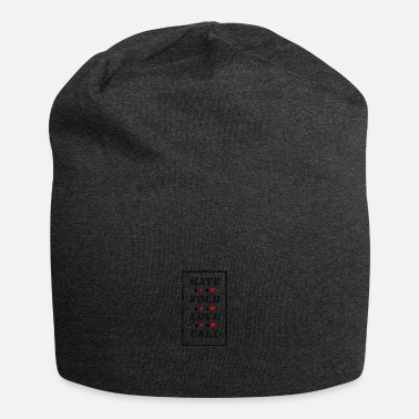 Holdem L'odio Poker Fold Love Call - Beanie in jersey