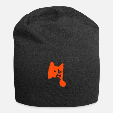 Chat Chats chats chats chats - Bonnet en jersey