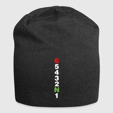 Drop a gear and disappear - Jersey-Beanie