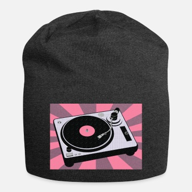 turntable, DJ, music, music, gift, idea - Beanie