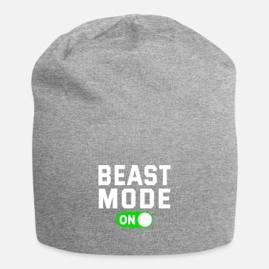 beast mode on - Beanie