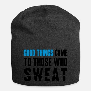 Muskel Good Things Come to Those Who Sweat - Beanie