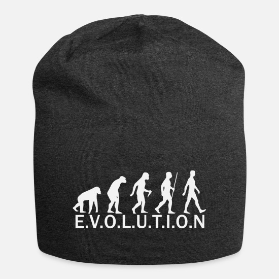 Rugby Caps & Hats - evolution - Beanie charcoal grey
