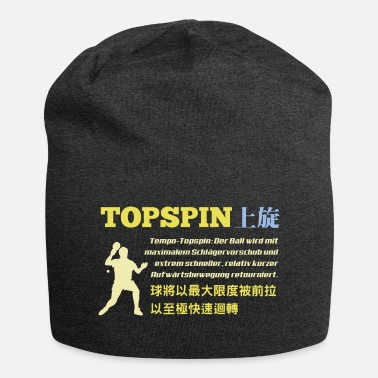 Topspin Topspin Table Tennis Attacking - Beanie