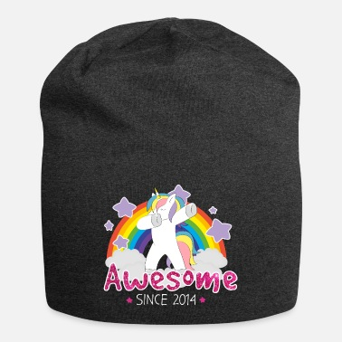 Awesome Since Unicorn Awesome Since 2014 - Beanie