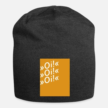 Oi Oi! Oi! Oi! - orange - Beanie