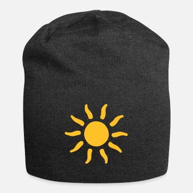 Symbols-shapes sun sunshine symbols shapes - Beanie