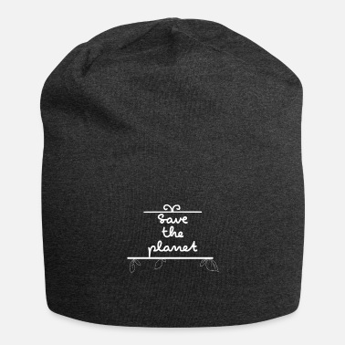 Planet Planet - Save the planet - Beanie