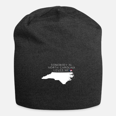 North Carolina North Carolina - Somebody in North Carolina loves - Beanie