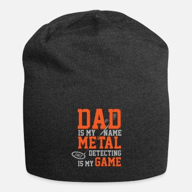 Vittig Dejlig sjov Sondeln Metal Detecting Father Jokes - Beanie