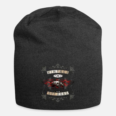 Classic Car Pick up Truck Vintage - Beanie
