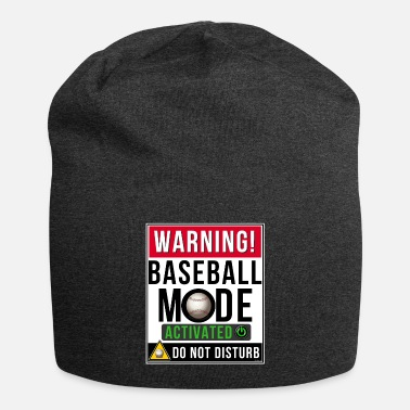 Mode Baseball Mode Mode Activated - Beanie