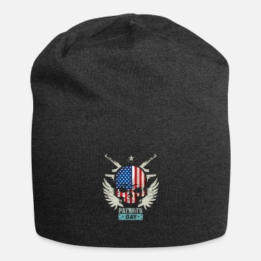 Patriot Patriots USA Patriots Day - Beanie