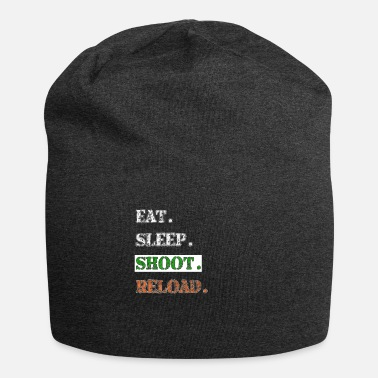Shooting Club Eat. Sleep. Shoot. Shooting club gift - Beanie