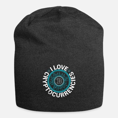 Cryptocurrency Cryptocurrency Cryptocurrencies Cryptocurrency Coin - Beanie