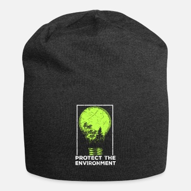 Protection Protect the Environment I Environmental Protection - Beanie
