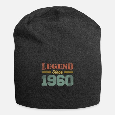 60s Legend Since 1960 60th Birthday T-Shirt - Beanie