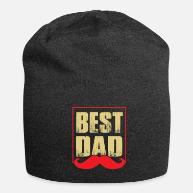 Dad Best Dad - Dad - Dad - Shirt. - Beanie