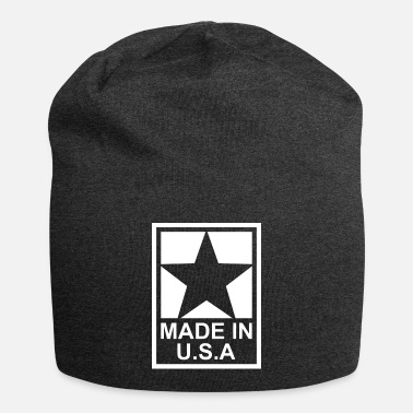 Lone Star State Made in USA - Lone Star - United States of America - Beanie
