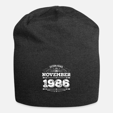 Established Established in November 1986 - Beanie