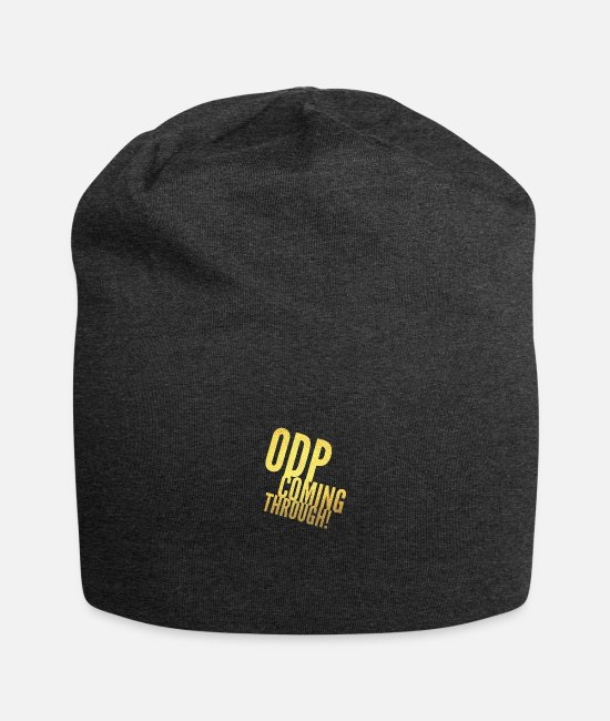 Operating Department Practice Caps & Hats - ODP coming through 5 - Beanie charcoal grey