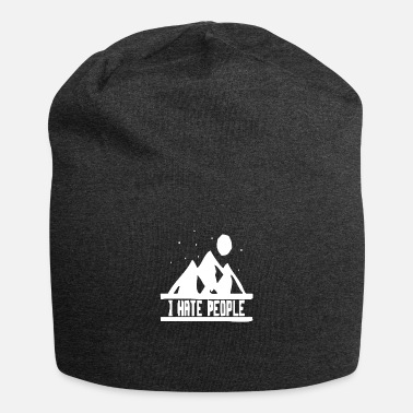 Hill Billy Natur hill berg berge wandern funny fun - Beanie