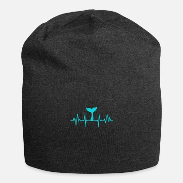 Mermaid Heartbeat Mermaid Heart Rate - Beanie