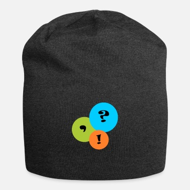 Punctuation Marks punctuation mark - Beanie