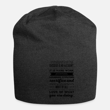 Say Motto Gift Positive Quote Individual - Beanie