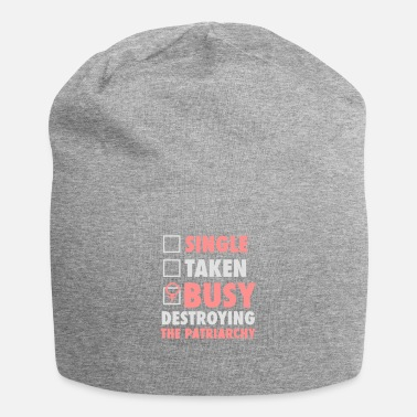 Destroyed SINGLE / FORGIVENESS / DESTROYED THE FEMINISTS - Beanie