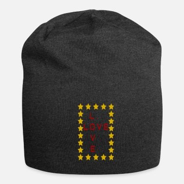 Poster Love poster - Beanie
