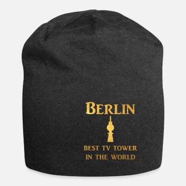 Verbot Berlin Best TV Tower in the World Famous City - Beanie