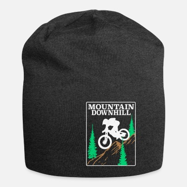 Mountain downhill - Beanie