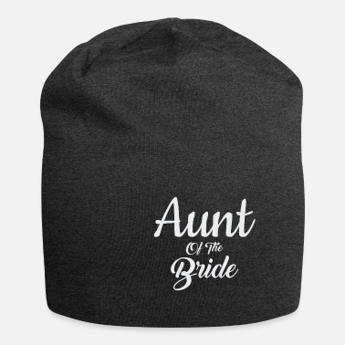 Aunt Aunt of the Bride - Beanie