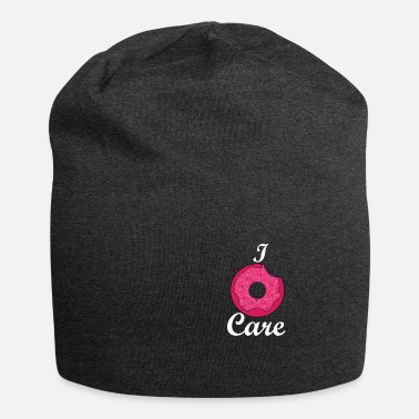 I do not care pink donut - Beanie