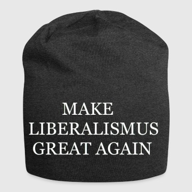 Make liberalism Great Again - Jersey Beanie