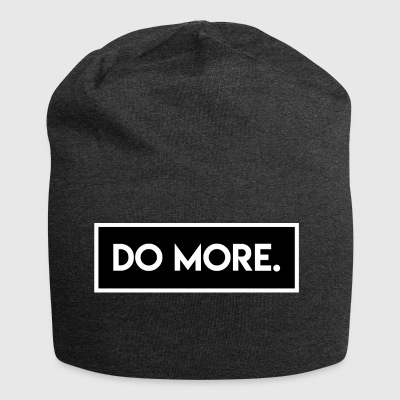 Do More - Jersey-Beanie