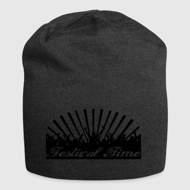 Festival Time Logo - Jersey-Beanie