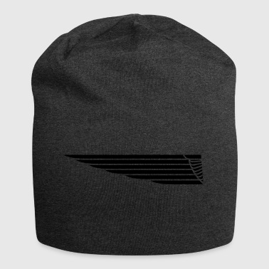 Eagle wing lung - Jersey Beanie