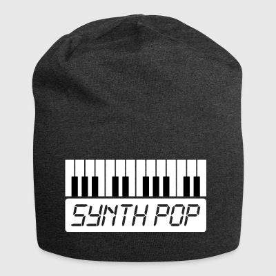 SYNTH-POP MUSIC (1) - Bonnet en jersey