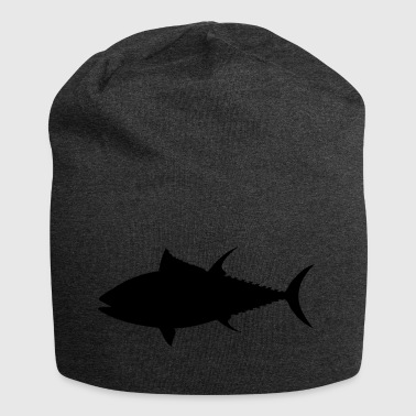 fish526 - Beanie in jersey