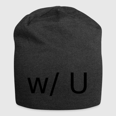 with You - Jersey Beanie