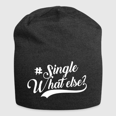 #Single - What Else - Jersey-Beanie