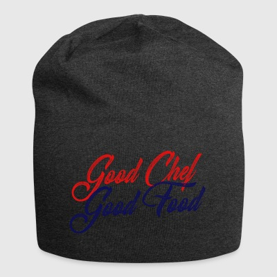 Cuoco / Chef: Buon Chef - Good Food - Beanie in jersey
