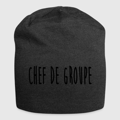 group leader - Jersey Beanie