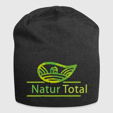 naturel total - Bonnet en jersey