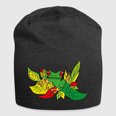 Frog - Jersey-Beanie